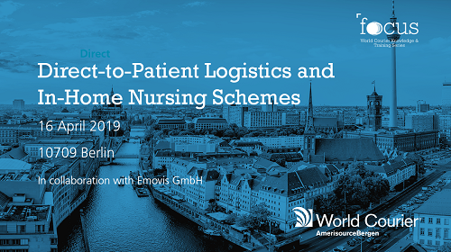 Banner des Direct-to-Patient Logistics and In-Home Nursing Schemes Seminars